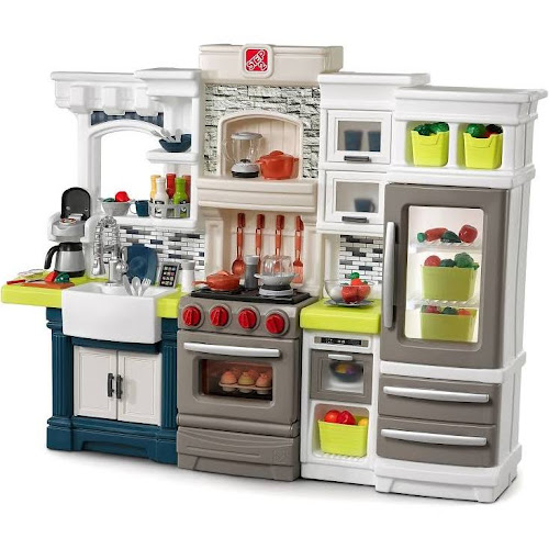 Step2 Elegant Edge Play Kitchen - Google Express