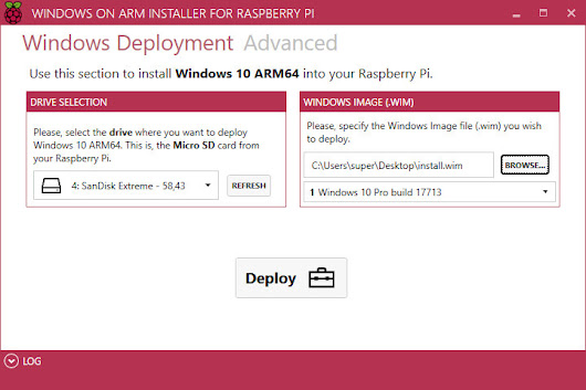 You Can Now Run Windows 10 Home/Pro on Raspberry Pi 3