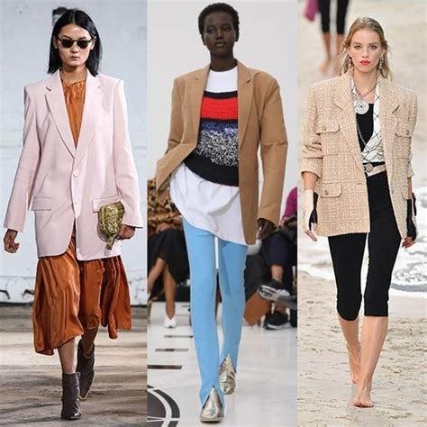 trends   springsummer  catwalks
