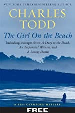 The Girl on the Beach by Charles Todd