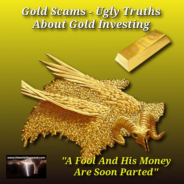 gold scams ugly truths about gold investing header Gold Scams   Ugly Truths About Gold Investing