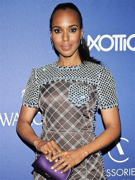 Kerry Washington Wedding Band, Kerry Washington Wedding