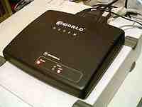 pengertian modem external