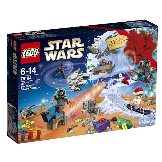 LEGO Star Wars Adventskalender 75184 [real] - mydealz.de
