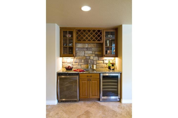 Basement Wet Bar Ideas on Pinterest