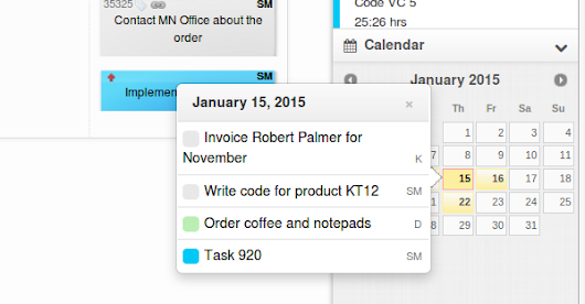 Improve your work with a Kanban calendar! - Kanban Tool Blog