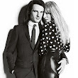 Sienna Miller and Tom Sturridge Kiss in Burberry Ad