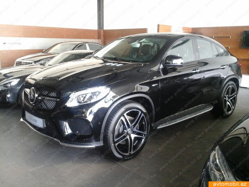 Mercedes-Benz GLE 450 Coupe New car, 2015, $117400 ...