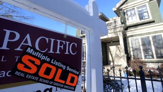 Home sales, average prices rose ahead of stricter mortgage rules