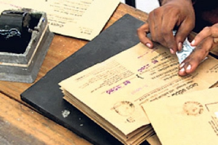 Date scheduled to issue postal voting ballot papers postponed
