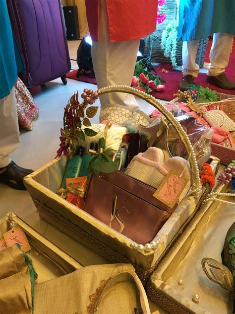 Toiletries dala    Bangladeshi wedding   Tanzir Weds Lubna