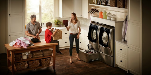Save Time with an Amazing Laundry Solution: LG Twin Wash