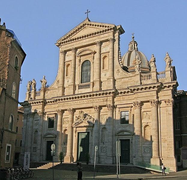 File:San Giovanni dei Fiorentini Rome.jpg