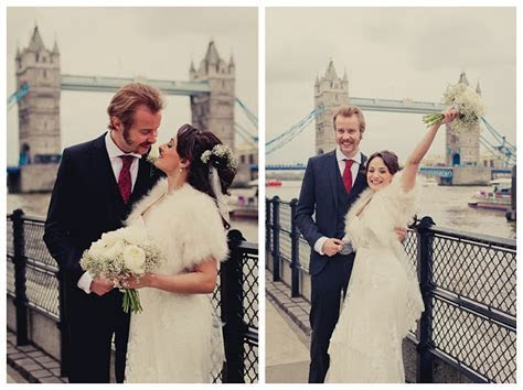 Real Tower of London Wedding: Vix & Rory   Reception Details