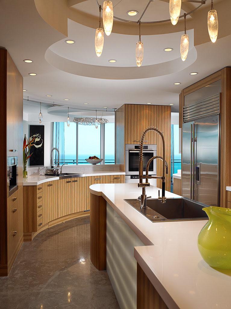 Contemporary Kosher Kitchen Design | iDesignArch ...
