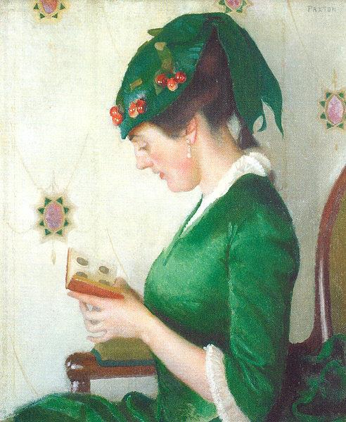 William McGregor Paxton, The album, 1913