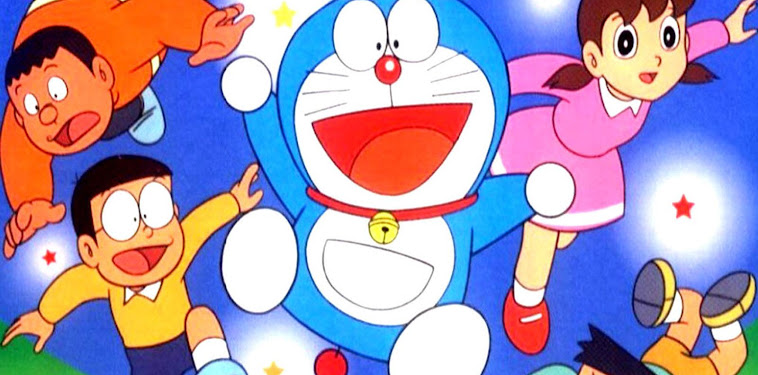Wallpaper Cartoon Character Doraemon Photo