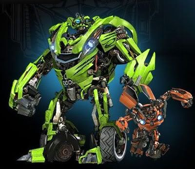 Two new Autobot characters, Skids and Mudflap, will appear in TRANSFORMERS: REVENGE OF THE FALLEN.