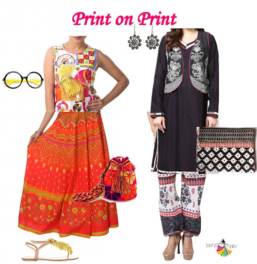 Stay Quirky this Summer with Indo-western Fashion! | Fashion Mate