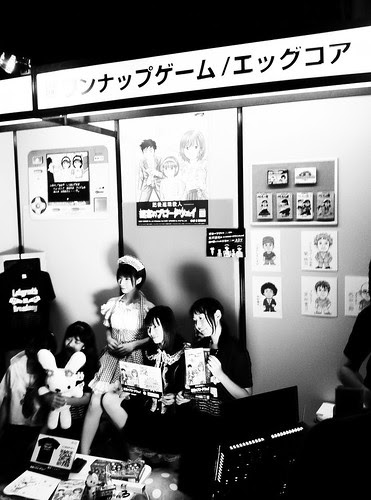 1-Up Games Booth