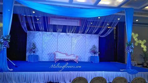 Wedding Backdrops   Backdrop decorations   Melting Flowers