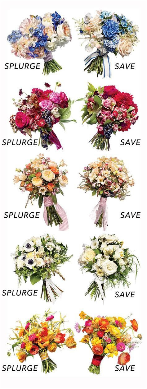 Save vs. Splurge Wedding Bouquets   Wedding Bouquets