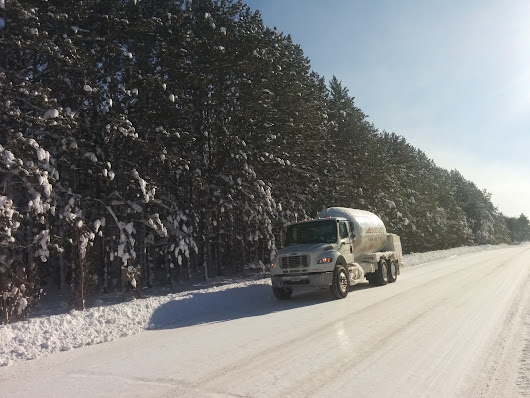 Winter Service Tips for Propane Delivery