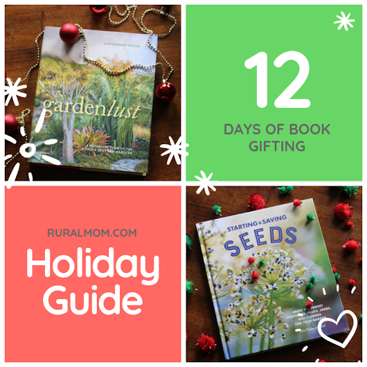 12 Days of Book Gifting 2018 Holiday Guide Rural Mom