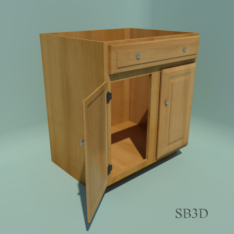 30 inch sink base max