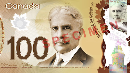 Does Canada's $100 Bill Smell Like Maple Syrup? Many Say So : NPR