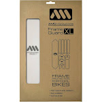 All Mountain Style Honeycomb Frame Guard - XL, Clear