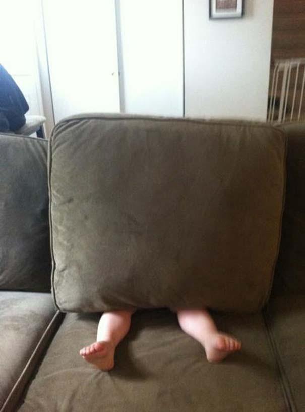 Παιδιά που δεν τα πάνε καθόλου καλά με το κρυφτό (20)