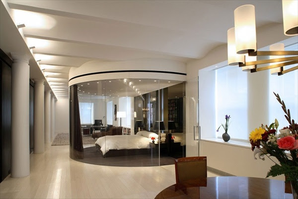 10 Modern and Luxury Cool Bedrooms | Freshnist