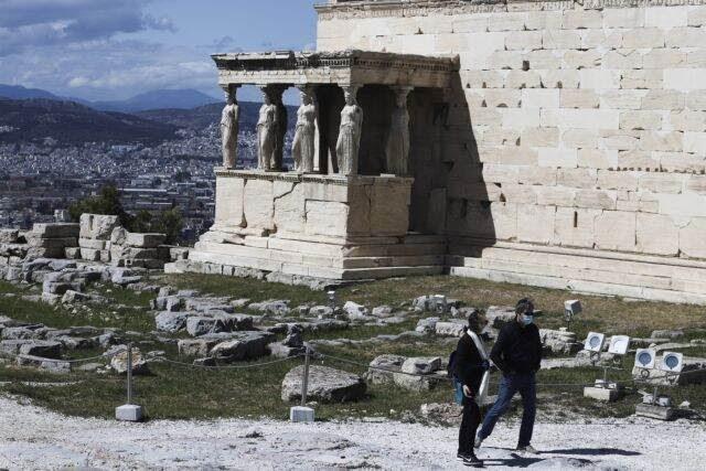 Ελεύθερη είσοδος σε όλους τους αρχαιολογικούς χώρους