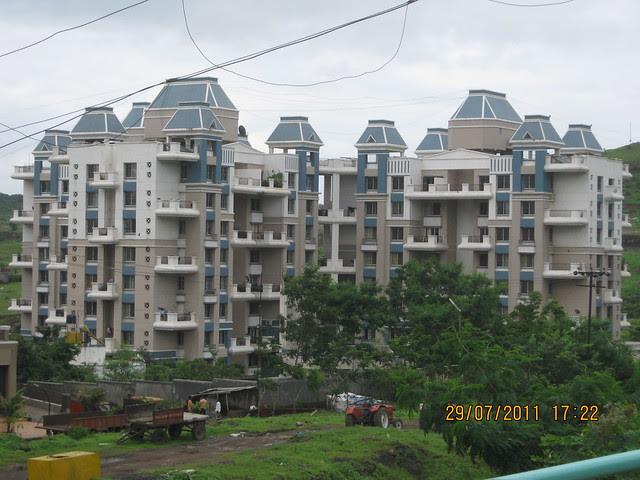 La Valle Casa, Behind Viva Inn, NDA Road, Chandni Chowk, Bavdhan, Pune 411 021  - Visit to Paranjape Schemes' Gloria Grace, 2 BHK & 3 BHK Flats, at Bavdhan, on Paud Road, Kothrud Annexe, Pune