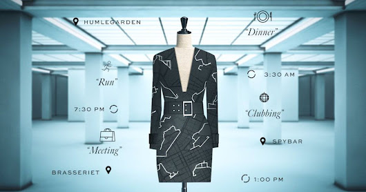 Google teams up with H&M to make dresses based on your personal data