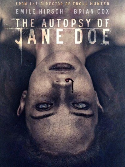 Horror Movie Review: The Autospy of Jane Doe