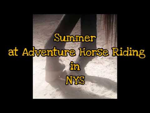 Summer at Adventure Horse Riding in NYS by Mary Dixon Smilla13