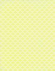 13 Chartreuse GF garland - standard or letter size 350dpi