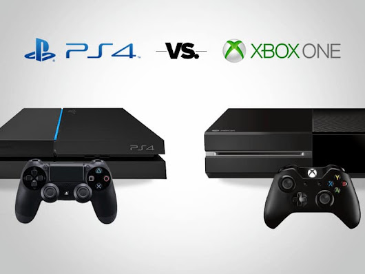 PS4 Vs. Xbox One — Which Console Is the Better Deal?