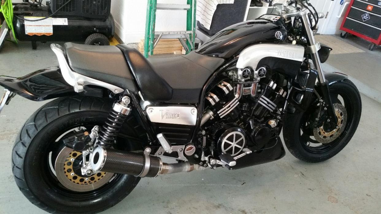 Yamaha Vmax 1200 Motorcycles For Sale In Florida