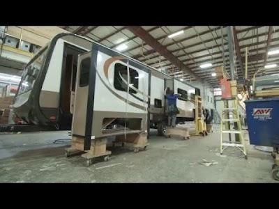 RV Videos: Highland Ridge Factory Tour, Highlander Navistar, Four Winds Super C, Starcraft AR-ONE Maxx and Travel Star,