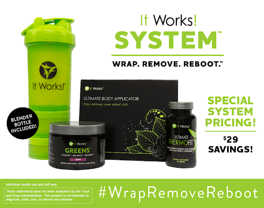 It Works! System! Wrap.Remove.Reboot & See Results! - Women With Intention