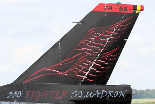 FA-68 Fin LH