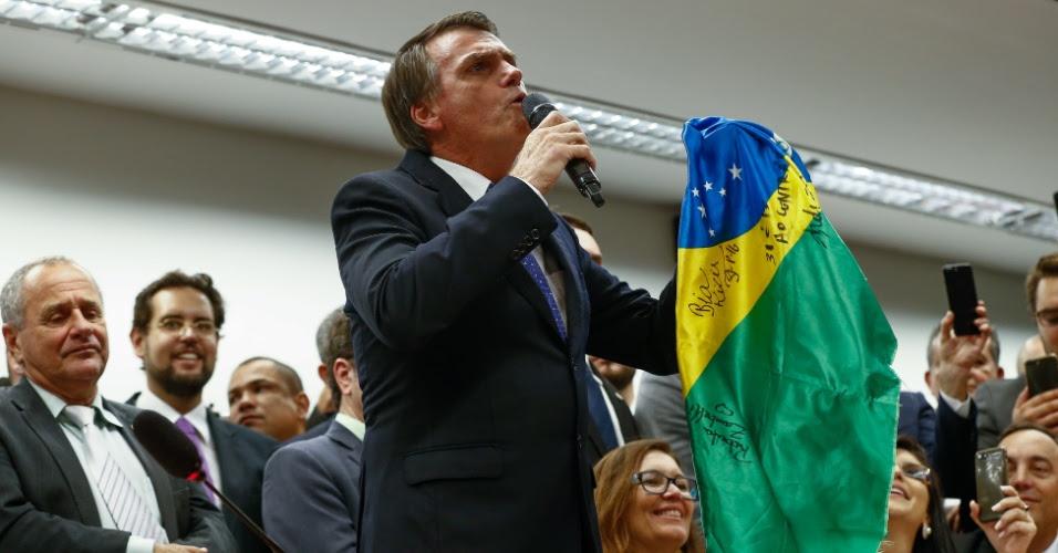 Resultado de imagem para O pré-candidato à Presidência da República Jair Bolsonaro