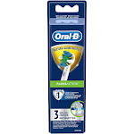 Oral-B FlossAction EB 25-3 - Toothbrush Replacement brush head for 3D Excel; Advance Power; and more