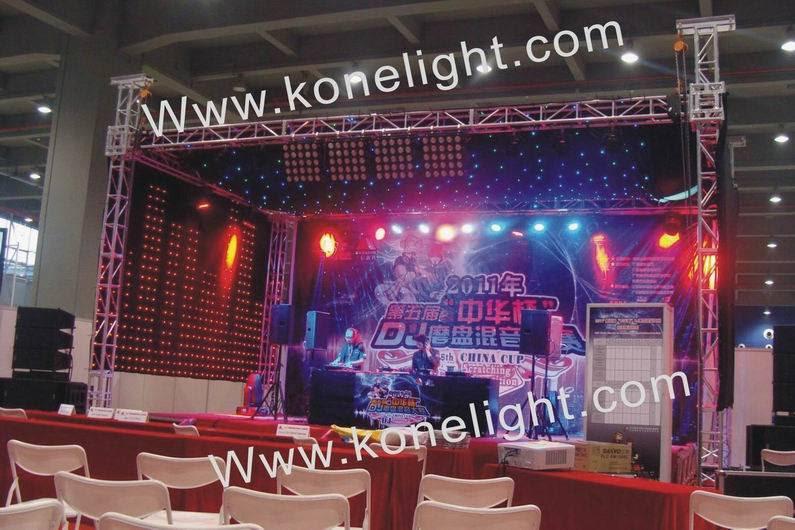 LED Curtain Wedding Decoration Wedding Backdrop Curtain KO203RGB