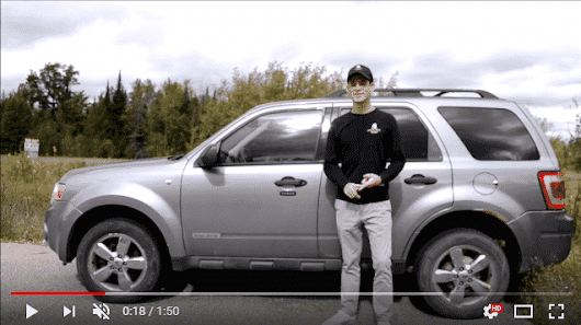 How To Unlock 2008 Ford Escape