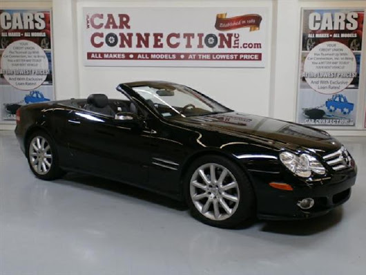 Used 2007 Mercedes-Benz SL-Class for Sale in Tucker GA 30084 Car Connection, Inc