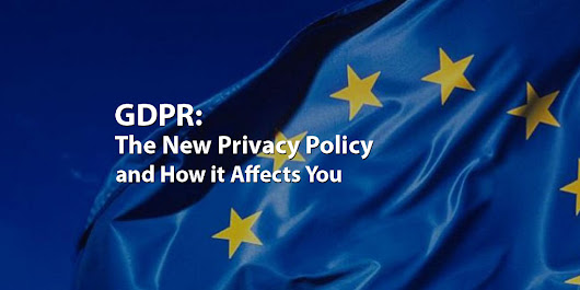 GDPR: The New Privacy Policy and How it Affects You - Seattle Web Search: Fast, Affordable and Efficient SEO